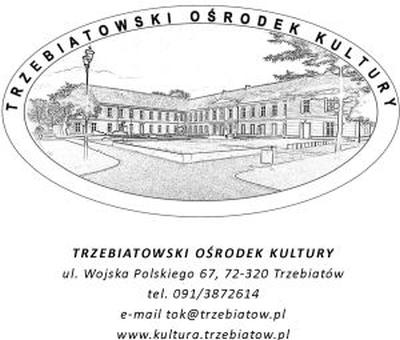 Logo Trzebiatowski ośrodek kultury